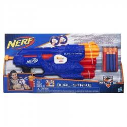 Hasbro Nerf N-Strike Elite Dual Strike B4620 5010994945459