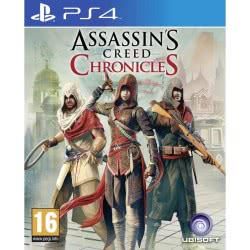 UBISOFT PS4 ASSASSIN CREED CHRONICLES PACK  3307215916254