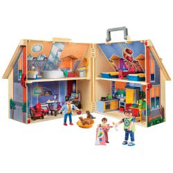 Playmobil Take Along Modern Doll House 5167 4008789051677