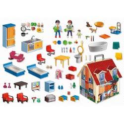 Playmobil Μοντέρνο Κουκλόσπιτο - Βαλιτσάκι 5167 4008789051677