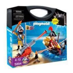 Playmobil Βαλιτσάκι Πειρατές 5894 4008789058942
