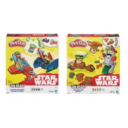 Hasbro Play-Doh Star Wars Οχήματα 2 σχέδια B0001 5010994893293