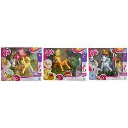 Hasbro My Little Pony Explore Equestria Action Pack - 3 Σχέδια B3602 5010994928377