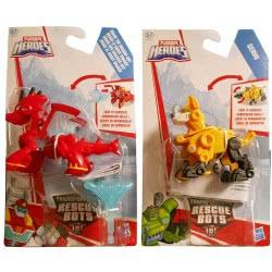 Hasbro Transformers Rescue Bots Rescue Minicon 2 Σχέδια B4954 5010994931315