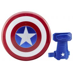 Hasbro Captain America Movie Magnetic Shield and Gauntlet B5782 5010994942601