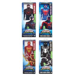 Hasbro Spiderman Titan Hero Series Web Warriors Φιγούρα Δράσης 30 Εκ - 4 Σχέδια B5754 5010994943929