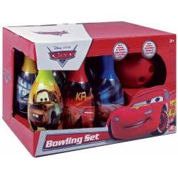 As company Disney Cars Σετ Bowling 5202-01023 5203068010232