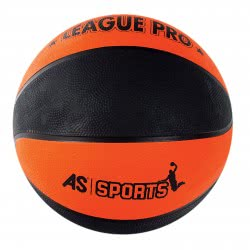 As company Μπάλα Μπάσκετ League Pro 5001-51015 5203068510152
