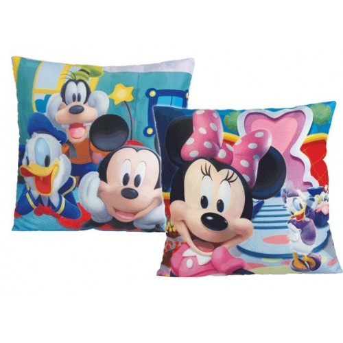 3abf634e90 As company Mickey Mouse   Minnie Mouse Μαξιλάρι Polyester Mickey Mouse  Clubhouse 1604-16007 5203068160074