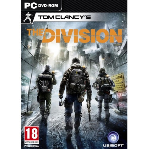 UBISOFT Pc Tom Clancy`S The Division 3307215804124 3307215804124