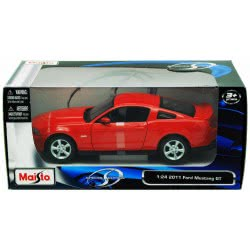 Maisto SPECIAL EDITION 1:24 FORD MUSTANG  GT 2011 31209 090159312093