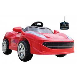 MG TOYS Μπαταριοκίνητο Τηλεκατευθυνόμενο Ferrari Style 6V Κόκκινο 412171 5204275121711
