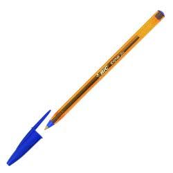 BIC Στυλός Διαρκειας  Cristal Fine Μπλε 035000101 3086123132948