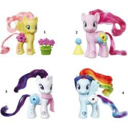 Hasbro My Little Pony Explore Equestria Magic View Pony 4 Σχέδια B5361 5010994954420