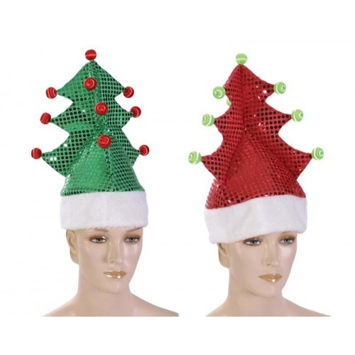 Christakopoulos Χριστουγεννιάτικο Καπέλο Δένδρο 2Χρ. 35Εκ 5581 231670055810