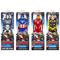 Hasbro Avengers A Characters Titan Hero Figure Asst Φιγούρες Δράσης 30 Εκ B6660 5010994960056