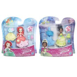 Hasbro DISNEY PRINCESS SMALL DOLL & FASHION ASST B5327 5010994937157