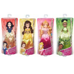 Hasbro Disney Princess Classic Fashion κούκλα 2 - 4 σχέδια B6446 / ASST 5010994943509