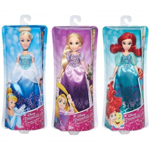 Hasbro Disney Princess Classic Fashion Doll 1 - 4 Designs B5284 5010994943516