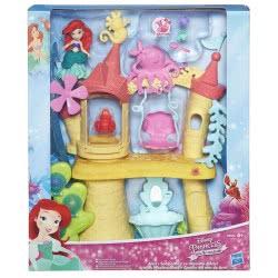 Hasbro DISNEY PRINCESS SMALL DOLL ARIELS SEA CASTLE B5836 5010994942007