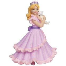 papo Πριγκίπισσα με γάτα 39010 3465000390105