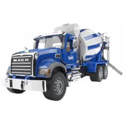 bruder Μπλε Μπετονιέρα Mack BR002814 4001702028145