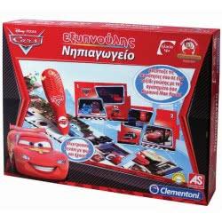 As company Εξυπνούλης Ηλεκτρονικό Νηπιαγωγείο Disney Cars 1020-93177 8005125931774
