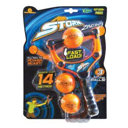 Just toys Air Storm Zing Shot Σφεντόνα AS972 008983649728