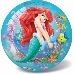 star Μπάλα Disney Princess Ariel Σιέλ 23Εκ. 1272648 5202522126472