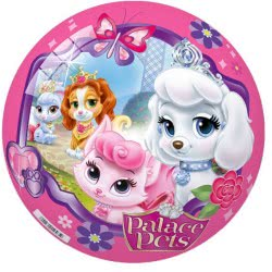 star Μπάλα Disney Palace Pets 23Cm 12-2749 5202522127493