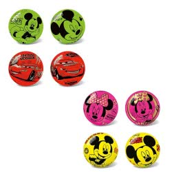 star Μπάλα Disney Fluo 14Cm (Ed) 12/2789 5202522127899