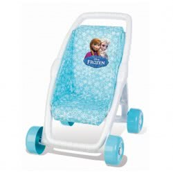 Smoby Καροτσάκι κούκλας Silla Disney Frozen 513845 3032165138455
