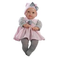 berjuan Ισπανικές Κούκλες 50Εκ. BEBE GLOTON ESPECIAL NINA 1516 8421560015167