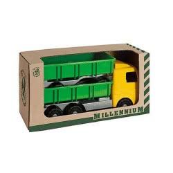 ANDRONI Φορτηγό με καρότσα και ρυμουλκο 6083-000K 8000796160836