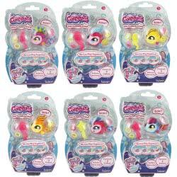 Just toys Guppets Και Αξεσουαρ - 6 Σχέδια GP1001A 722199110017