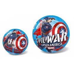 star Μπάλα Disney Marvel Captain America 23Cm 17-2817 5202522128179