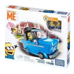 MEGA BLOKS Minions Αυτοκίνητο DKT69 887961249040