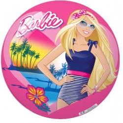 star Μπάλα Disney Barbie Summer 23Tem 19-2755 5202522127554
