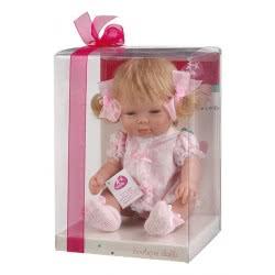berjuan Ισπανικές Κούκλες 30Εκ BABY SMILE NINA TRAJE ROSA 0488 8421560004888