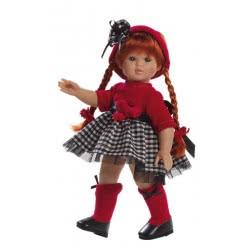berjuan Ισπανικές Κούκλες 32Εκ SOFIA PELIRROJA 1042 8221560010421