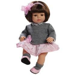 berjuan Ισπανικές Κούκλες 40Εκ LAURA MORENA 1062 8421560010629