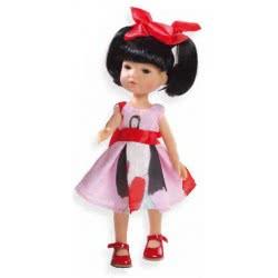 berjuan Ισπανικές Κούκλες 35εκ GRETA LINEA JAPONESA CORAZONES 4002 8421560040022