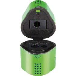 Faber-Castell Τριπλή Ξύστρα Box Πράσινο 183802 4005401838029