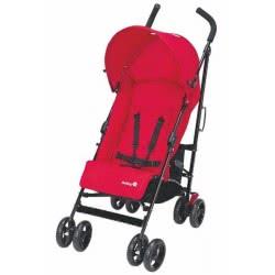 SAFETY 1st Καρότσι Slim Plain Red Χρώμα Κόκκινο BR70780-11328850 3220660231669