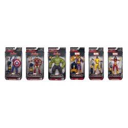 Hasbro Marvel Avengers 15Εκ Infinite Series Φιγούρα Δράσης - 6 Σχέδια B0438 5010994844578