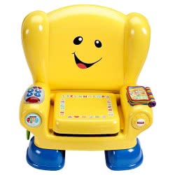 Fisher-Price Fisher Price Laugh And Learn Εκπαιδευτική Καρεκλίτσα CGD05 887961061994