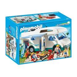 Playmobil Οικογενειακό τροχόσπιτο 6671 4008789066718