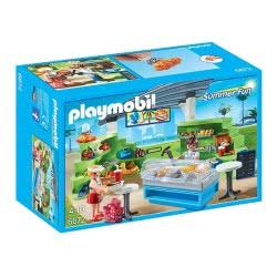 Playmobil Καντίνα Με Σνακ, Αναψυκτικά Και Είδη Θαλάσσης 6672 4008789066725