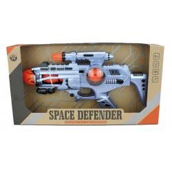 Toys-shop D.I Όπλο B/O Αστρομαχητή 45εκ Space Big Gun JG024106 6990416241064