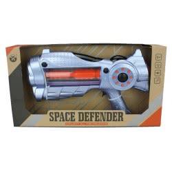 Toys-shop D.I Όπλο B/O Αστρομαχητή 45εκ Space Big Gun JG024107 6990416241071